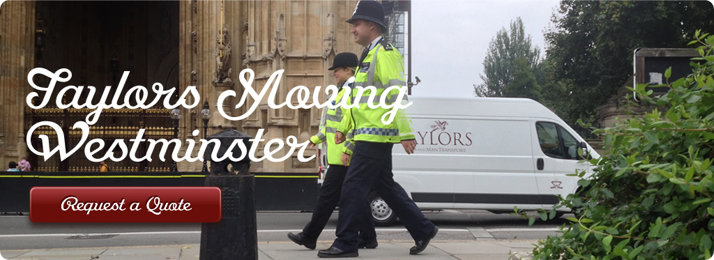 Man and Van Removals Westminster