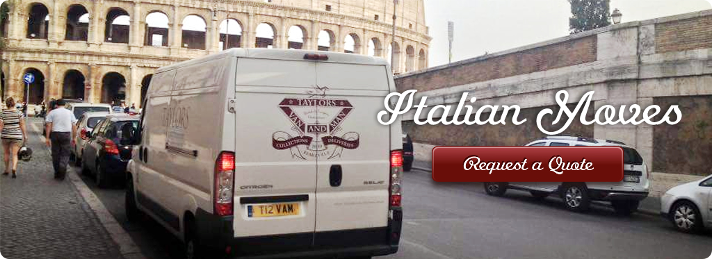 Italian Removals to the UK